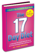 17 day diet meal plan