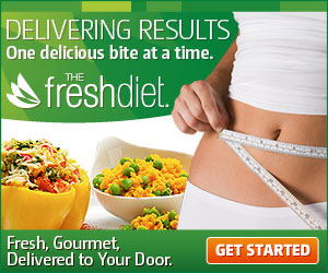 fresh diet meal delivery service