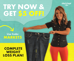 ideal shape diet coupon