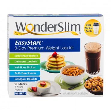 wonderslim easy start package